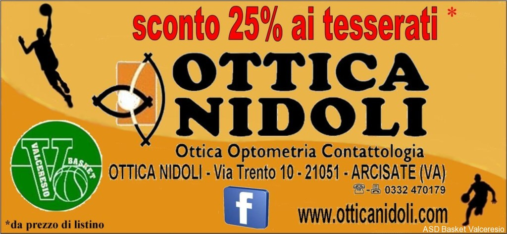 OTTICA NIDOLI - ARCISATE