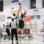 5° GIORNATA: U18 VS BASKET BOSTO = 80-54
