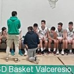 8° GIORNATA: U16 VS GAVIRATE = 76-82