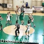 6° GIORNATA: U15 VS GAVIRATE = 54-58
