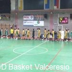 7° GIORNATA GOLD= DAVERIO VS U18 = 56-77