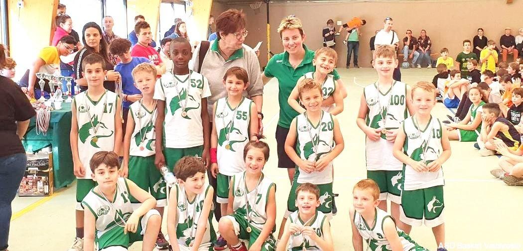Minibasket 2011/12 al Torneo di Gavirate