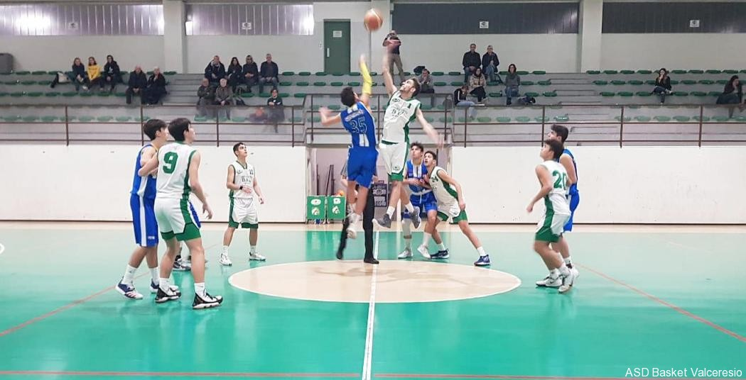 1° GIORNATA GOLD1: U18 VS CAMPUS VARESE = 77-72